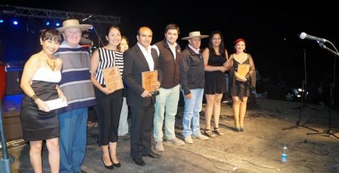 Con un nuevo escenario montado en el Estadio Municipal de Quilaco y ante unas 2000 personas se llevó a cabo...