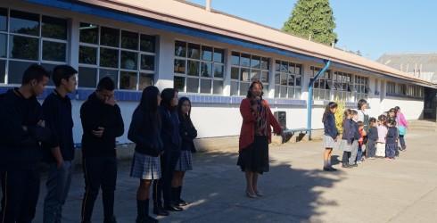 En la comuna de Quilaco, Provincia del Bio Bio, con fecha 12 de marzo de 2015, el Ministerio de Educación...