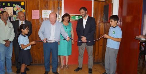 En el marco del acuerdo de confianza firmado entre la Comunidad de Rucalhue y la Empresa Atiaia Energía el año...