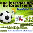 Este fin de semana se realizará el Campeonato de La Copa Internacional de Fútbol Senior 2015, la cual se llevará...