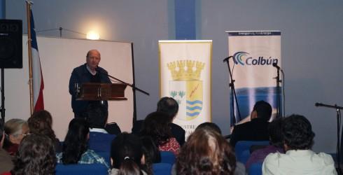 Ayer en una ceremonia realizada en el Salón Auditorium se dió el inicio a la Segunda etapa del Proyecto de...