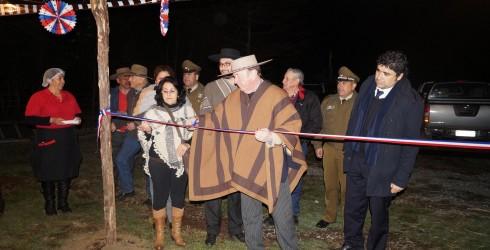 El día 17 de Septiembre del 2015, la Primera Autoridad Comunal Don Rolando Tirapegui Muñoz, dió el inicio a esta...