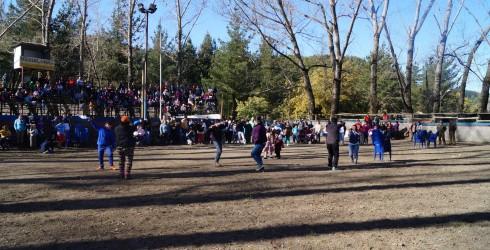 En los sectores de Quilaco, Rucalhue, Loncopangue, Piñiquihue y Quilapalos se realizaron juegos populares donde la comunidad participó con mucho...