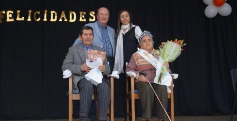ROLANDO TIRAPEGUI MUÑOZ, Alcalde de la Comuna de Quilaco, junto con saludarle tiene el agrado de invitar a Ud. a...