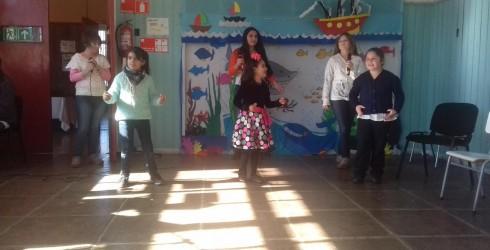 Durante la semana del 23 al 27 de mayo se desarrolló en nuestro país la semana de educación artística, impulsada...