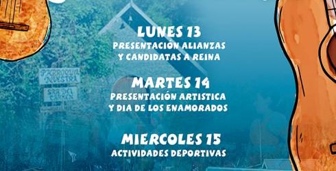 """Hoy parte la """"Semana Rucalhuina"""", este lunes 13 de febrero se da inicio con la presentación de las alianzas y..."""