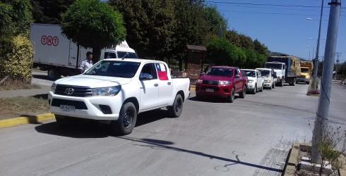 Gracias al buen corazón de todos los Quilaquinos, hoy parte la ayuda recolectada en la comuna, la Ilustre Municipalidad de...