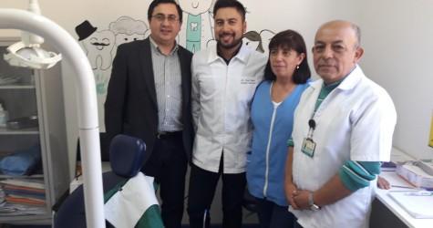 Gracias a la coordinación del Sr. Alcalde de la comuna de Quilaco,con el Director del Hospital de la familia y...