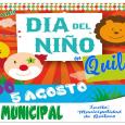 El Alcalde de la Comuna de Quilaco, Fredy Barrueto Viveros saluda con especial atención a los Niños de la Comuna,...