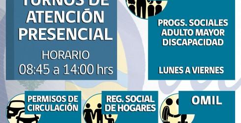 Desde el día lunes 30 de marzo del año 2020 la I. Municipalidad de Quilaco habilitó un canal telefónico para...