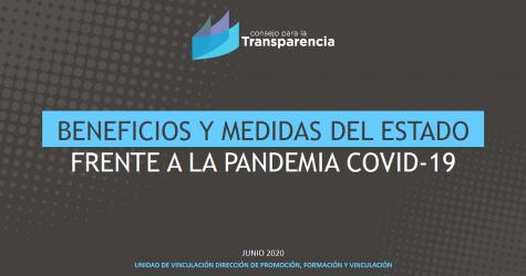Infórmate sobre los beneficios y medidas del Estado de Chile frente a la Pandemia del COVID-19 en el siguiente link