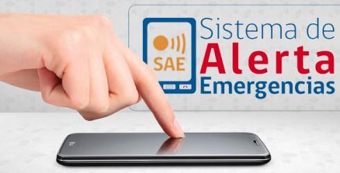 Conoce más sobre el Sistema de Alerta de Emergencias (SAE) El Sistema de Alerta de Emergencias para celulares permite que...
